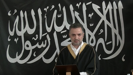 Mundhir Abdallah was accused of preaching anti-Semitism in Copenhagen © Masjid AlFaruq