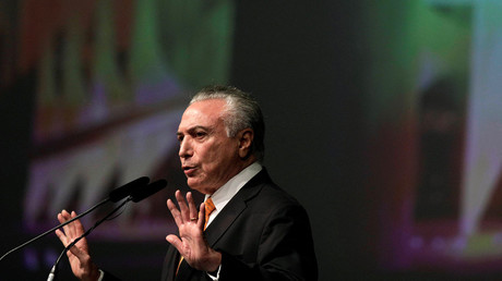 Brazilian president Temer refuses to resign amid corruption probe