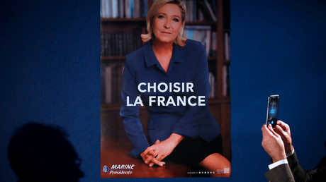 Le Pen French election victory would have triggered 'emergency crisis plan' – report