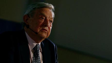 George Soros © Ralph Orlowski