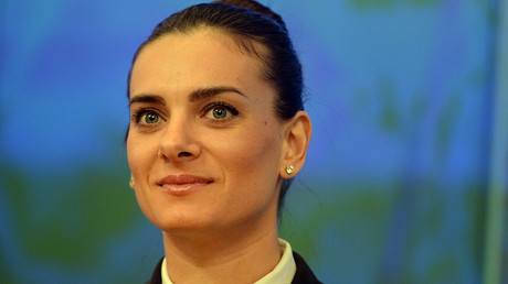 Yelena Isinbayeva © Pavel Bednyakov / Global Look Press