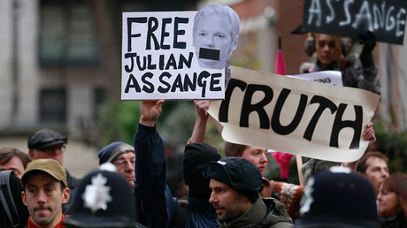 Assange timeline: Life under siege in London's Ecuadorian Embassy