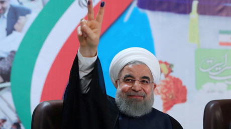 Hassan Rouhani wins Iran presidential election – Interior Ministry