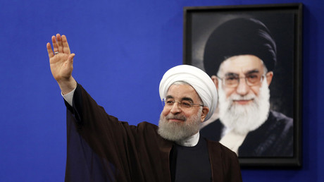 Iran voted Rouhani again – now what? The $350-billion question for Trump