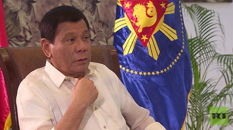 'US, EU meddle in other countries & kill people under guise of human rights concerns' – Duterte
