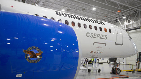 Boeing attempts to block Bombardier from muscling into US market