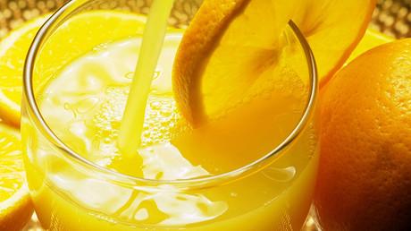 Orange quashed: US pediatricians dismiss health benefits of 100% fruit drinks