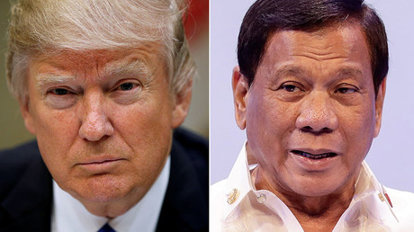 Trump discusses 'madman Kim & good guy Xi' in leaked call with Philippines' Duterte
