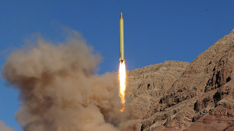 Iran says it built 3rd underground ballistic missile factory, vows to increase capabilities