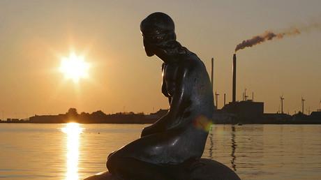 The Little Mermaid in Copenhagen, Denmark © NielsDK / Global Look Press