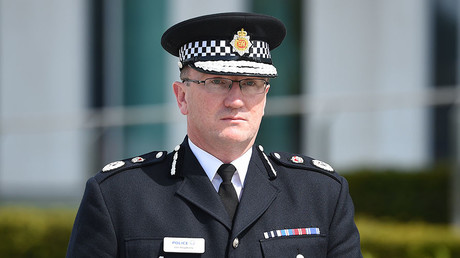 Chief Constable of Greater Manchester Police Ian Hopkins. ©Oli Scarff