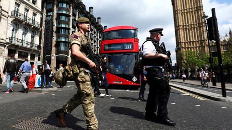 British police make 11th arrest in Manchester bombing probe