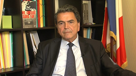 Pierre Lellouche - former French secretary of state for European affairs
