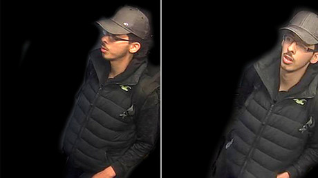 Salman Abedi © Greater Manchester Police
