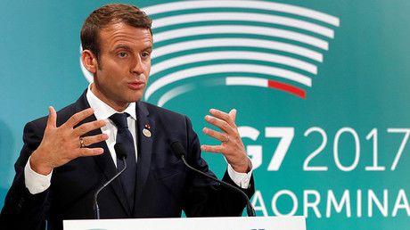'Many intl problems can't be resolved without Russia' – French President Macron