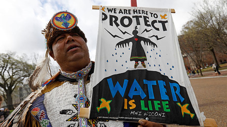 Private security firm compared DAPL protesters to 'jihadist insurgency' – leaked documents