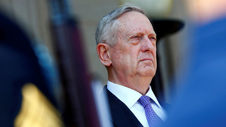 US Defense Secretary James Mattis © Eric Thayer