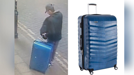 Manchester attack: Police appeal for information on bomber's blue suitcase