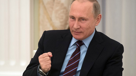 Anti-Russia spin pushed by those who lost US election & can't face reality – Putin to Le Figaro