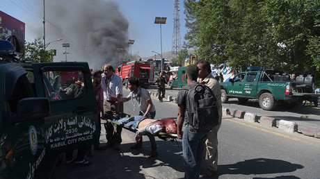Kabul blast: 90 killed & 400 wounded in explosion in Afghan capital's embassy district