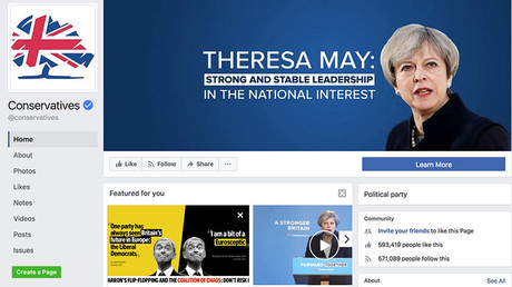 Tory 'dark ads' targeting voters on Facebook with barely any election oversight