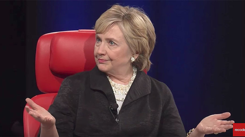 Hillary Clinton: I was victim of '1,000 Russian agents' & 'broad assumption' I would win