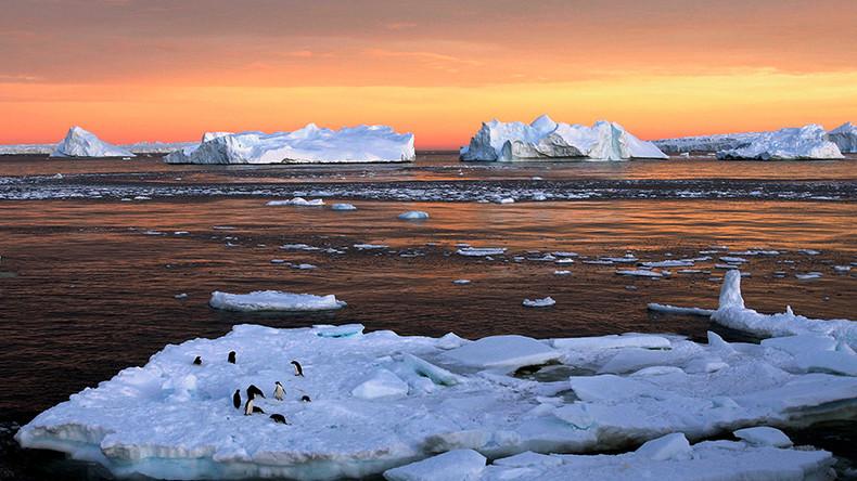 Imminent birth of vast iceberg threatens to 'fundamentally change' Antarctic