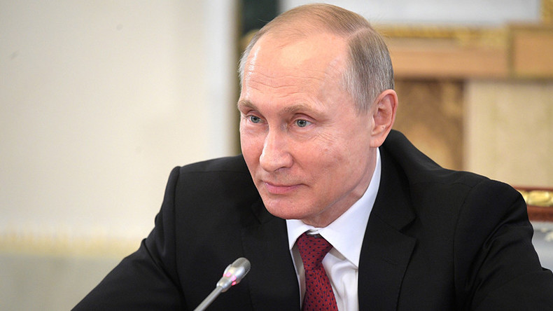 Putin: 'Patriotic hackers' could exist, but 'Russia does not order state level cyberattacks'