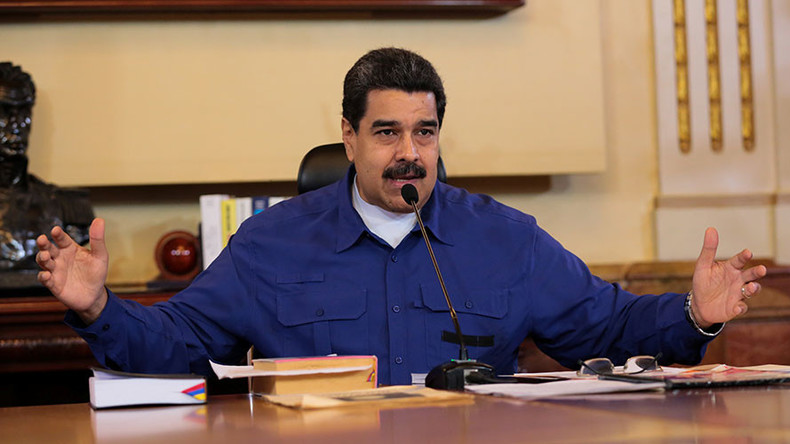 Maduro pledges to hold referendum on new Venezuelan constitution