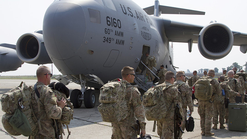 Air Force says it can't fund health study after poisoning water around its base