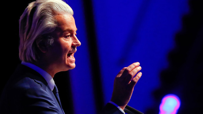 Charges mulled against Wilders over anti-Islam tirade implying Koran incites terrorism