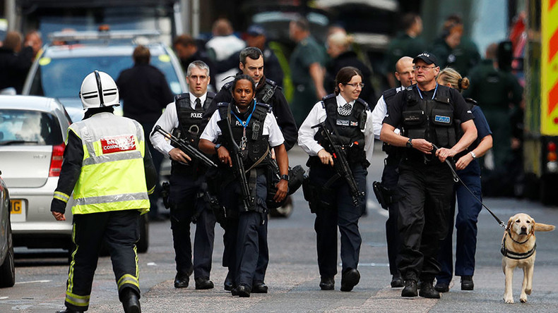 8 officers fired 50 bullets to stop London attackers, shot & injured member of public - police chief