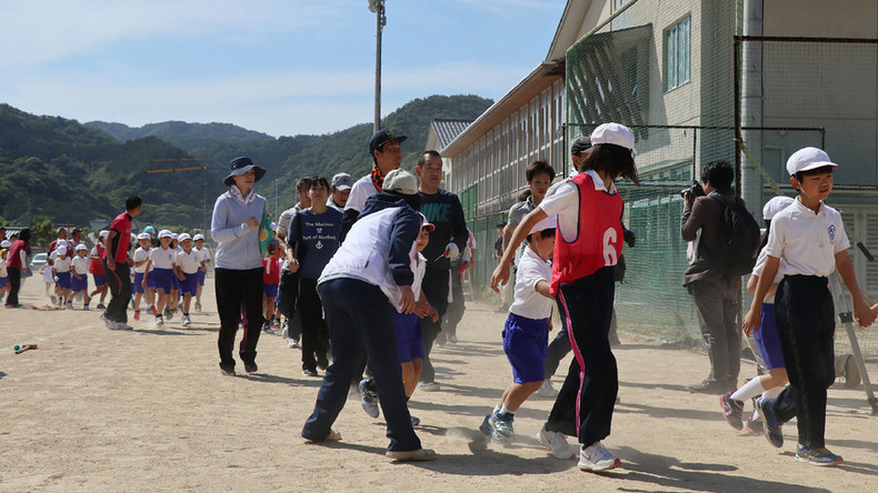 'Missile attack imminent': Evacuation drills held in Japanese town over potential N. Korea strike