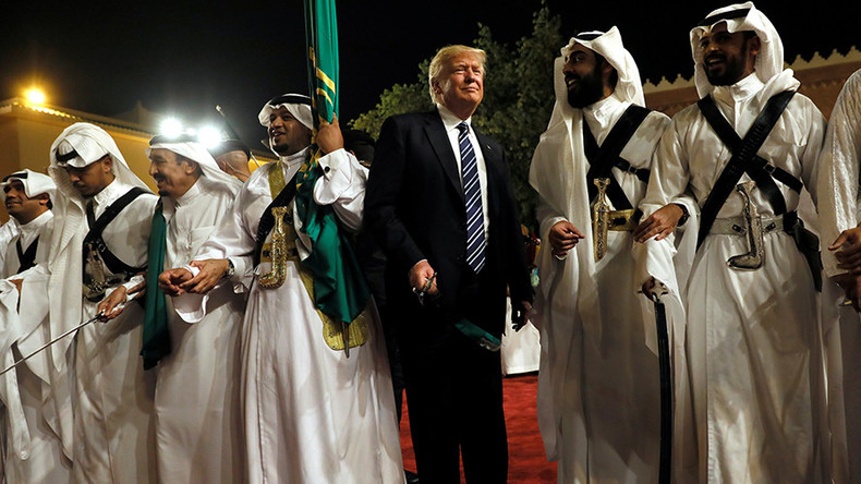 Arab states' rift with Qatar is 'result' of Trump's Middle East trip – Iran officials