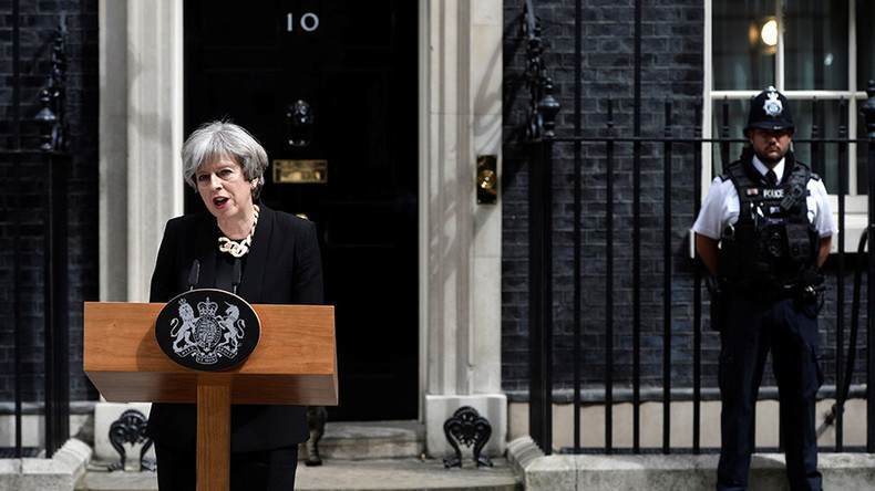 Three attacks in three months in UK under May's tenure 'is deeply worrying'