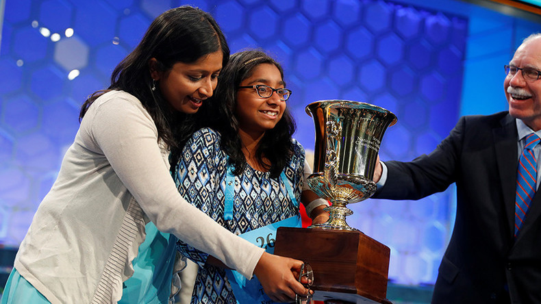 CNN host accused of making racist comment to Indian American Spelling Bee winner
