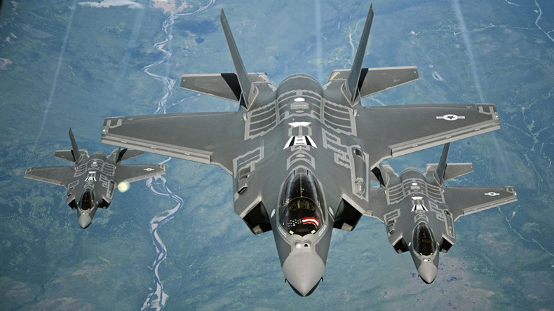 We want some more! US Air Force asks for extra $10.7bn for F-35s, lasers & other toys