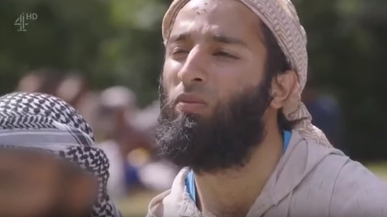 London Bridge attacker appeared in Channel 4 doc on 'British jihadis' (VIDEO)