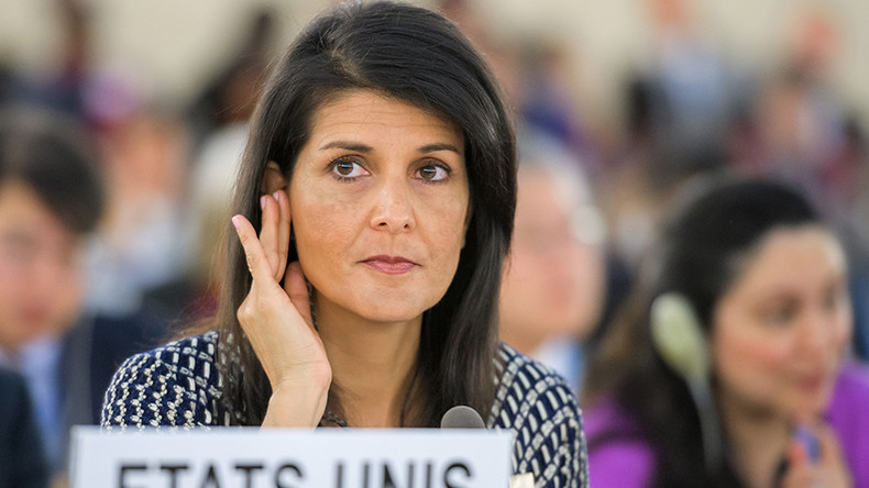 US 'looking carefully' at role on UN Human Rights Council over 'chronic anti-Israel bias'