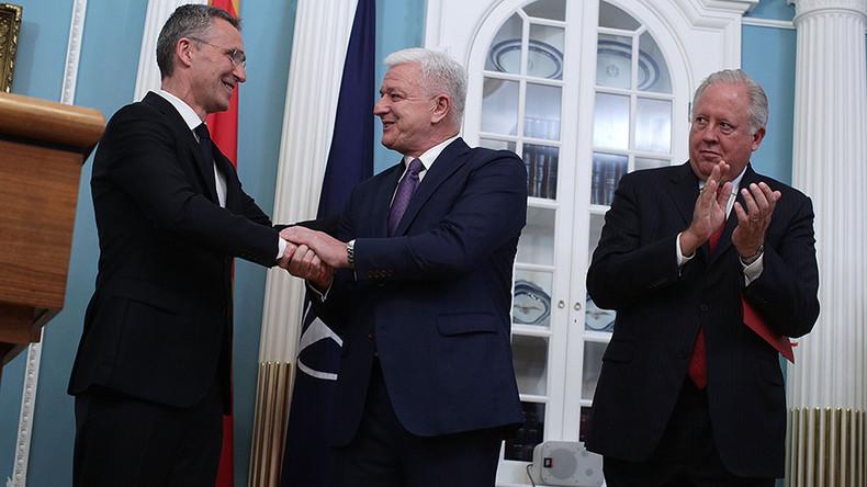 'Montenegro: NATO's latest launchpad on European mainland'