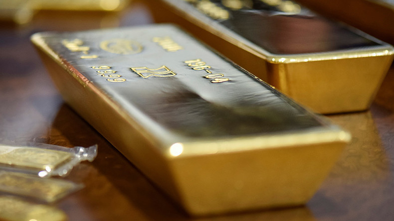 Investors flee to gold & German bonds over political unrest in Middle East