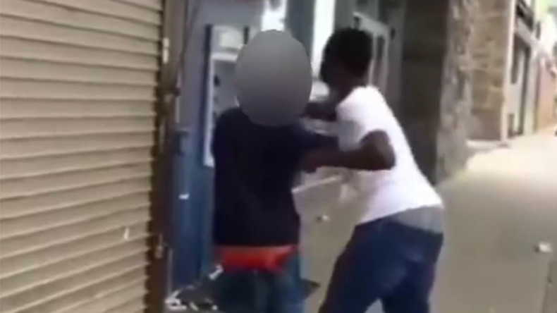 Philadelphia police seek youths who filmed themselves sucker-punching mentally-challenged man