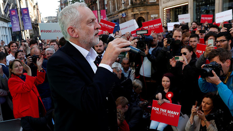 Corbyn's Labour faces 'nuclear winter' with support outside London flatlining – report