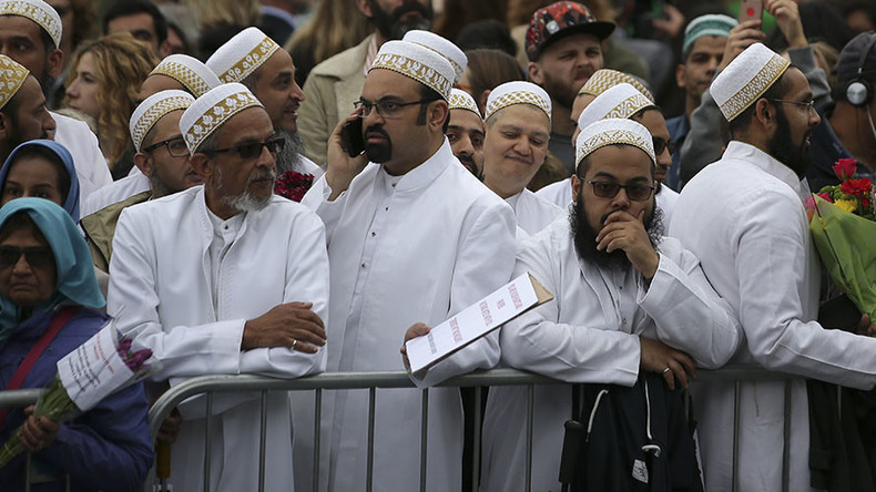 'Extremists not welcome in life or death,' say imams at London Bridge vigil
