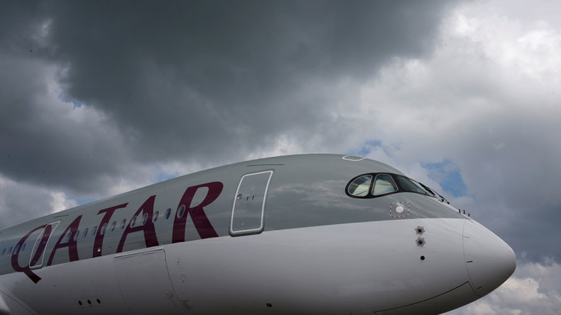 Barred by Arab neighbors Qatari airlines left with major headache & one route to fly