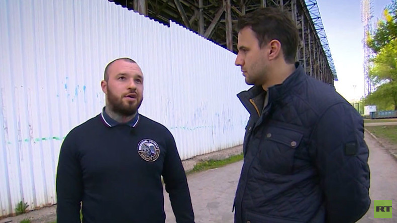 'They talked about provoking mass fight' – Russian football fan on BBC 'hooligan' documentary