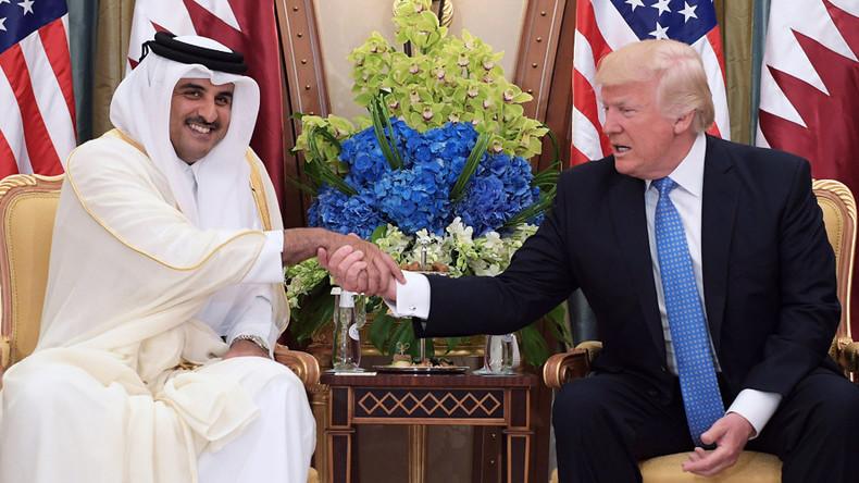 Trump offers to help Qatar resolve Gulf crisis