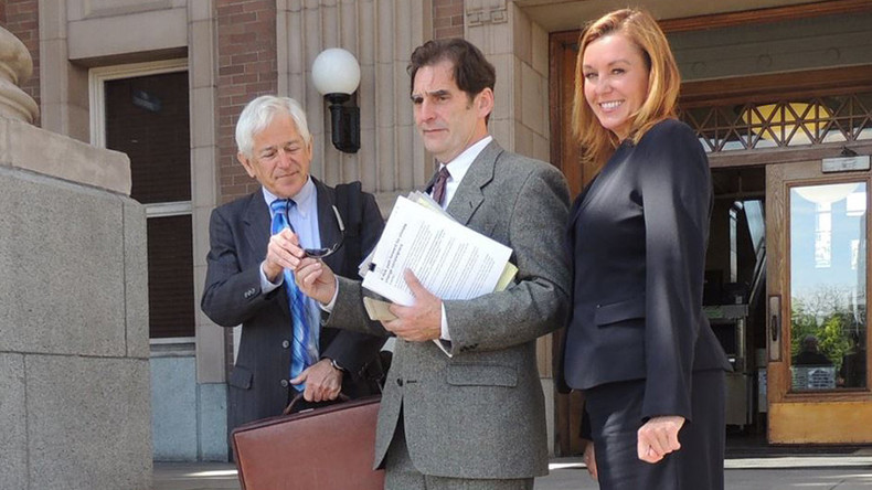 'Valve turner' climate activist guilty of oil pipeline tampering, faces 10yrs in prison