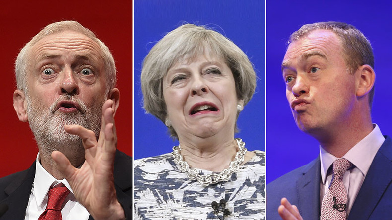 Cringe factor! 10 most awkward moments of #GE2017 (VIDEO)