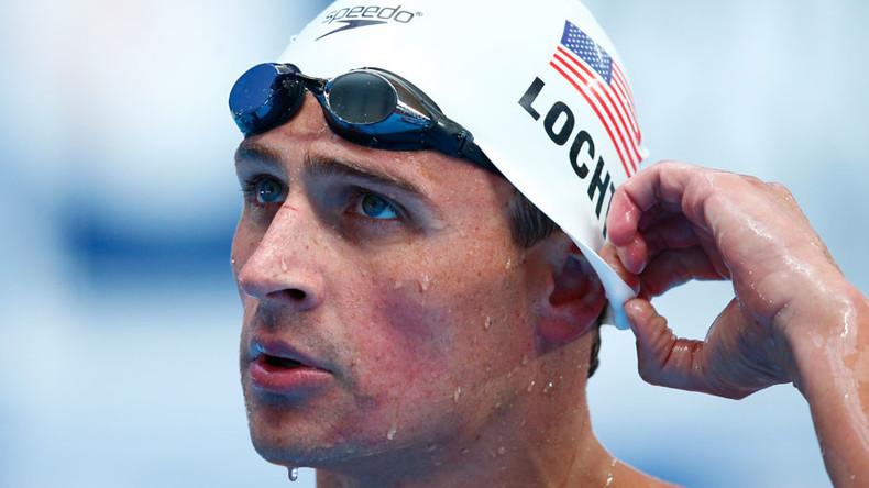 Disgraced US swimmer Ryan Lochte dismisses 'suicide' reports despite comments to contrary
